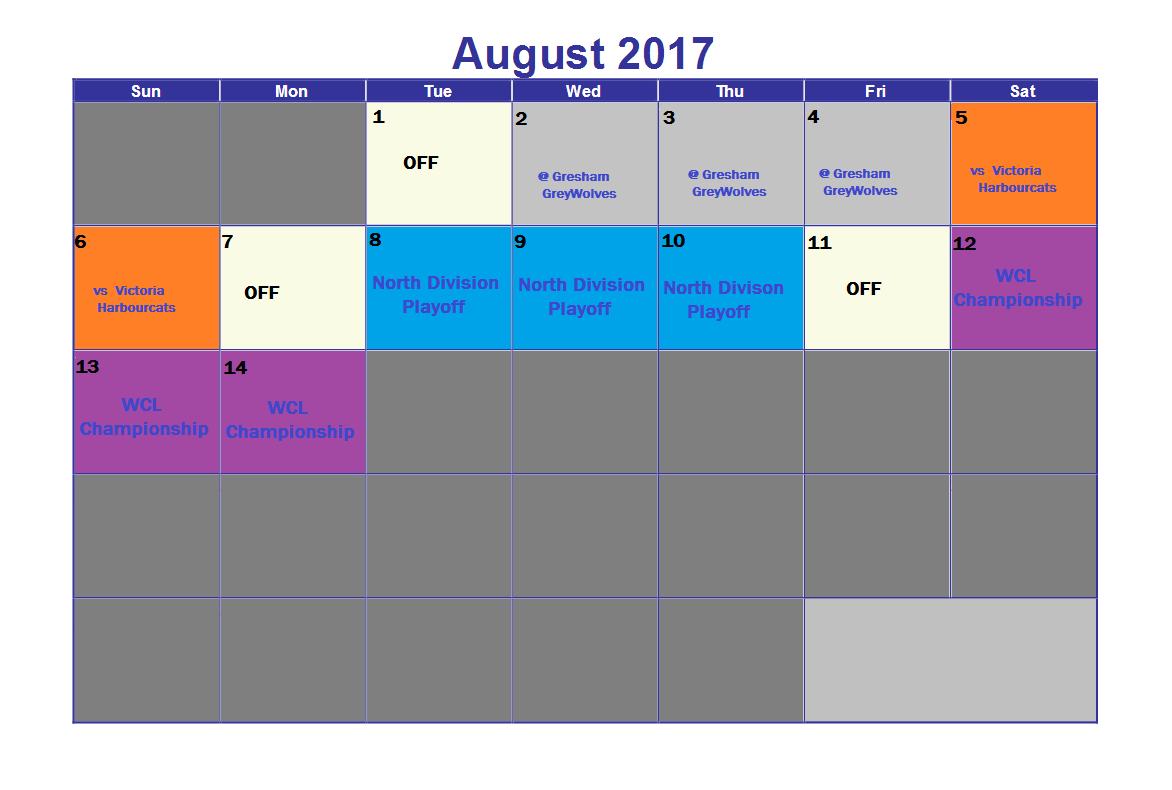 schedule-august